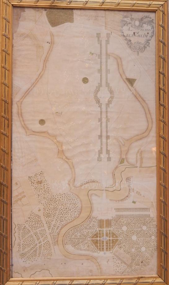 Blenheim drawing