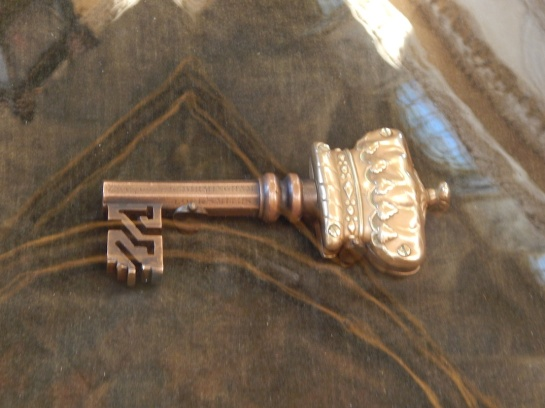 blenheim key