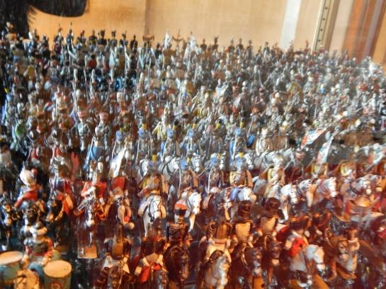 blenheim soldiers